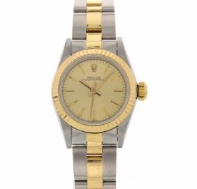 Rolex | Ladies Oyster Perpetual | 1984