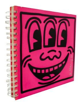 Keith Haring-tony Shafrazi Gallery - 1982 - Signed