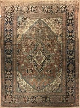 Lot Fine Persian Rug Auction
