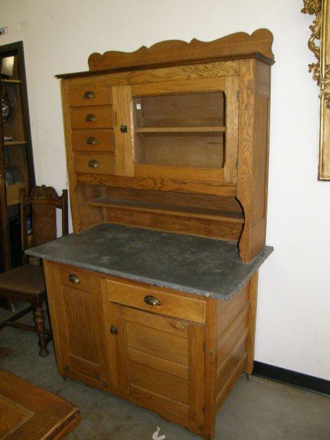 hoosier style cabinets  1