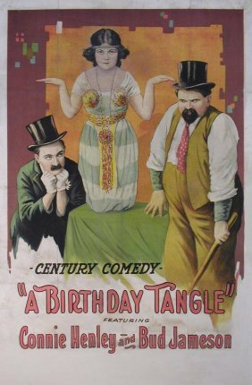 BIRTHDAY TANGLE, A Connie Henley