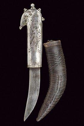 An Interesting Knife (dagger)