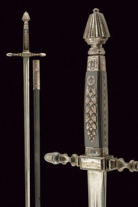 A Papal Chamberlain Sword