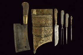 A Hunting Trousse