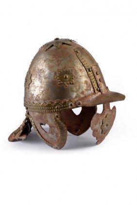 A Hussar's Helmet