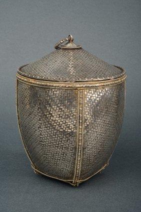 A Silver Basket Case