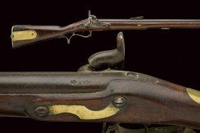 A Percussion Gun By Barnett