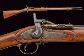 A Snider Breech Loading Rifle