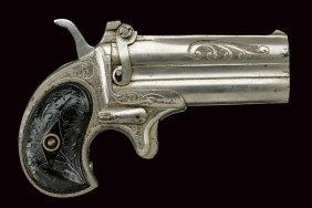 A Remington Double Deringer
