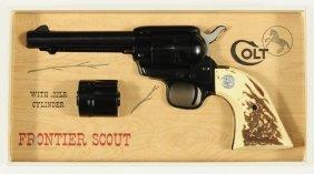 Colt Frontier Scout .22 FFL