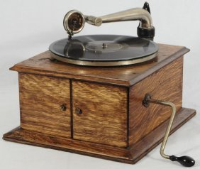 Victor Talking Machine Phonograph
