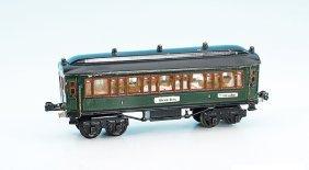 M�RKLIN/MARKLIN D-Zug-Wagen 1931/0 G