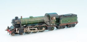 "M�RKLIN/MARKLIN Spiritusdamplok H 4020 ""FLYING SCOTSMAN"