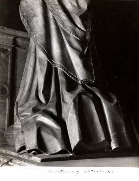 Bill Brandt, Canterbury Cathedral Sculpture