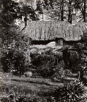 Bill Brandt, Thomas Hardy's Birthplace, 1940's.