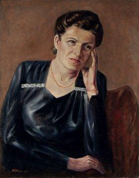 """Hans J�chser """"Dora"""". 1951."""