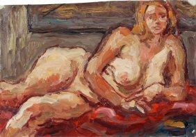 """Konrad Maass """"Anne"""". 2000."""