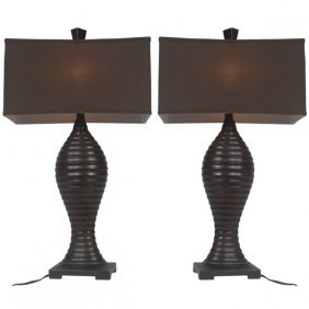 Cana Table Lamp -set Of 2