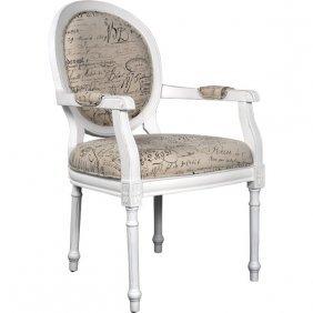 Chateau Blanc Arm Chair