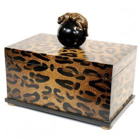 Spotted Jaguar Box