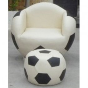 Soccer Swivel Chair /ottomam