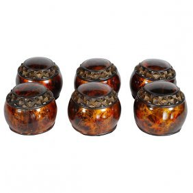 Marblous Deco Orbs Set Of 6 Free Shipping