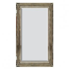 Antique Modern Wave Mirror Free Shipping