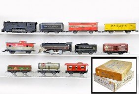 Boxed Marx Sets 5415R And 3987/12