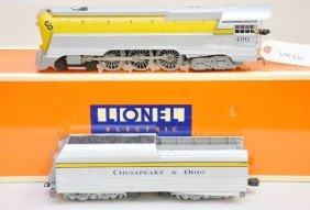 Boxed Lionel 18043 C&O Hudson