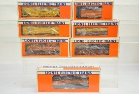Boxed Lionel MR Fallen Flags Set