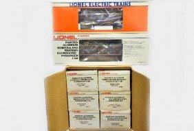 Boxed Lionel N&W Passenger Cars