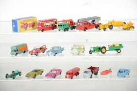 Assorted Matchbox & Other Diecast Vehicles