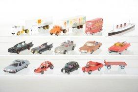 Vintage Corgi & Winross Vehicles