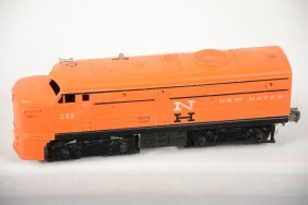 Clean Lionel 232 Nh Alco Diesel