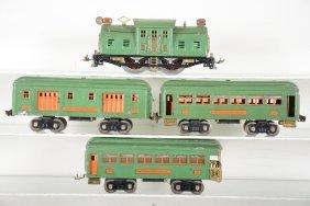 Lionel 10 Passenger Set