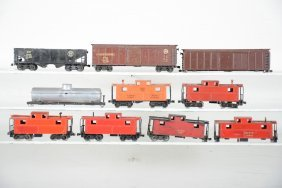 Pre War Lionel 00 Freight Cars