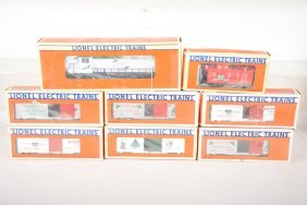 Lionel Diesel Christmas Freight Set