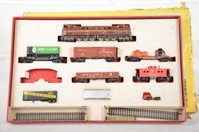 Early Penn Line Gg1 Freight Set 5702