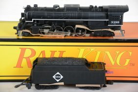 Mth Railking Rk1110 Erie Berkshire