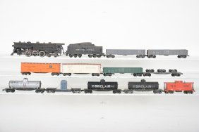 American Flyer Ho Steam Freight Set