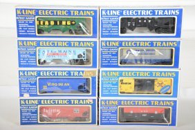K-line Freight Cars