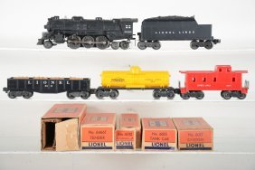 Nice Boxed Lionel 2026 Set