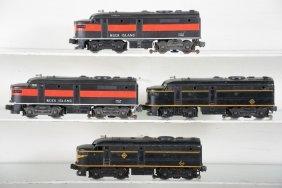 Lionel 2031 & 2032 Alco Diesels
