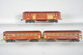 Lionel 1700 Passenger Cars