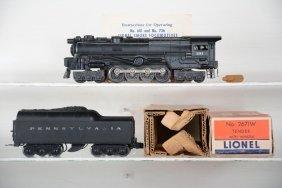 Boxed Lionel 681 Prr Turbine