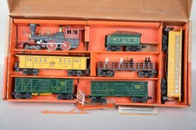Unusual Boxed Lionel General Set 12502