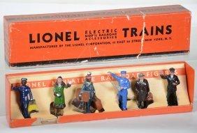 Boxed Lionel 550 Figure Set