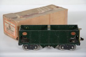 Lionel 216 Hopper, 214 Box
