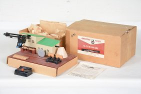 Ln Boxed American Flyer 23796 Saw Mill