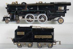 Unusual American Flyer 4694 Steam Loco